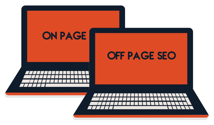 On Page Off Page SEO